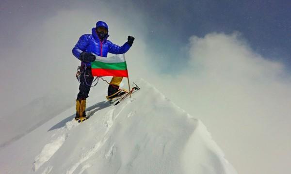 За десети път на 8 000 метра: Боян Петров покори Дхаулагири!