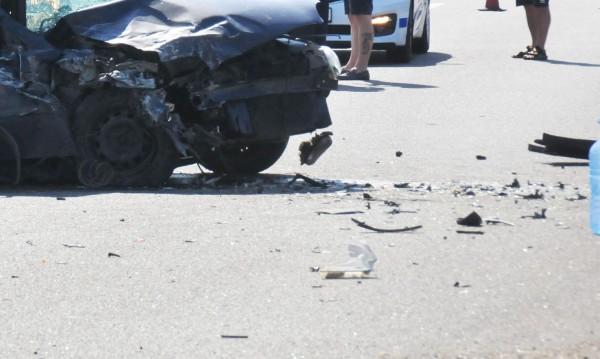 """Тежка катастрофа на """"Тракия"""": Един загина, трима са ранени"""