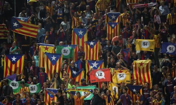 ФИФА вади Испания от Мондиала, ако Каталуния се отдели