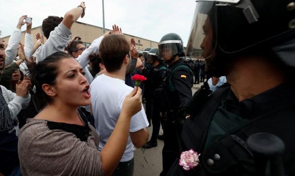 Испания пред Темида! Каталуния искат ЕС да осъди Мадрид