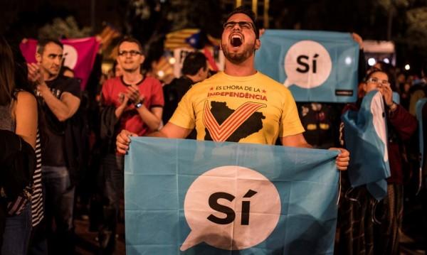 """Ще има ли независима Каталуния? Над 2 млн. са """"За"""""""