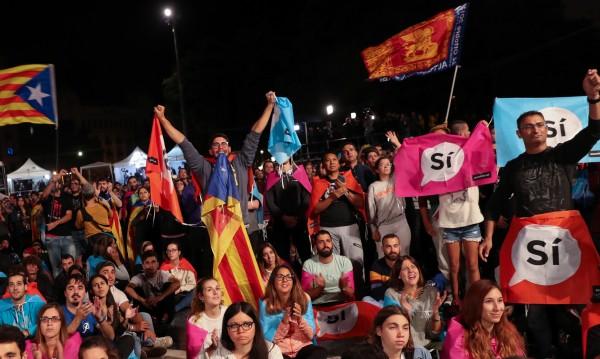 ЕК: Бързо да започне диалог между Каталуния и Мадрид