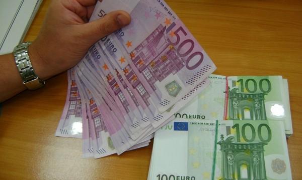 В чантата, в бельото... иззеха валута на Капитан Андреево