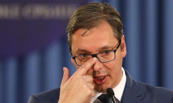 Сърбите питат: Как за Каталуния не може, а за Косово – може!