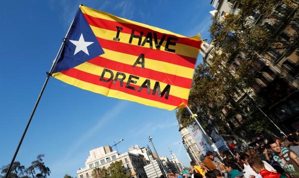 Случва се! Каталуния обявява независимост от Испания до дни