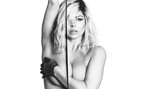Фърги промотира албум с доза еротика и малко задръжки