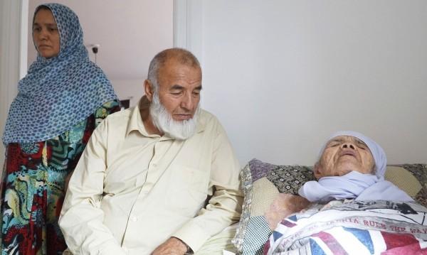 Швеция даде убежище на 106-годишна афганистанка