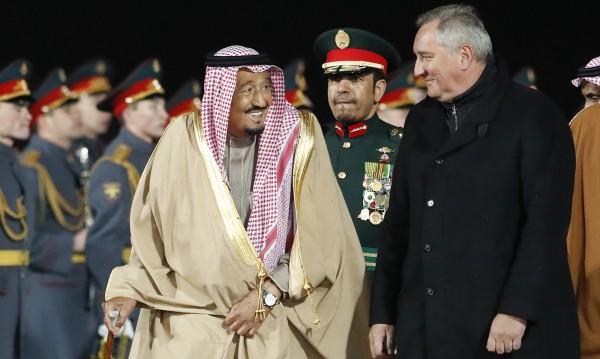 Русия предлага оръжия на Саудитска Арабия за $3 млрд.