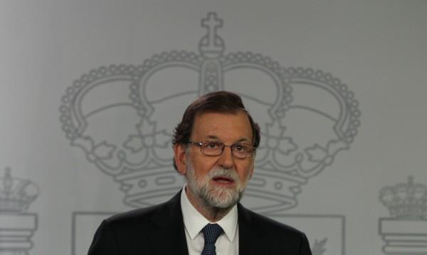 Рахой обмисля как да попречи на Каталуния да се отдели от Испания
