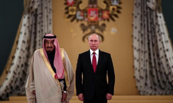 Признание: Русия е сериозен играч в мюсюлманския свят