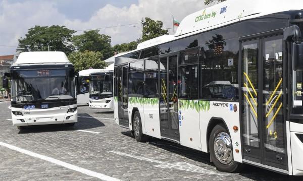 Автобусите с удължено време заради България – Франция