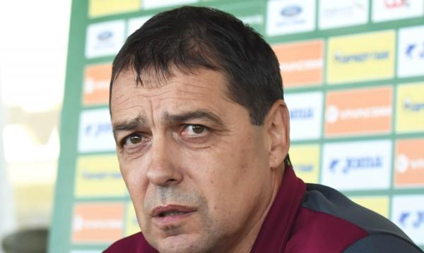 Хубчев още не е решил кой ще е капитан срещу Франция