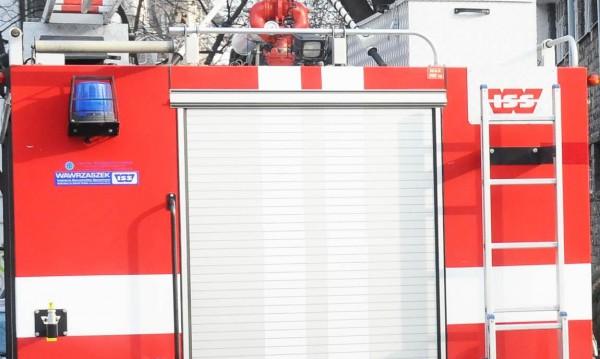 Голям пожар унищожи складове в Русе