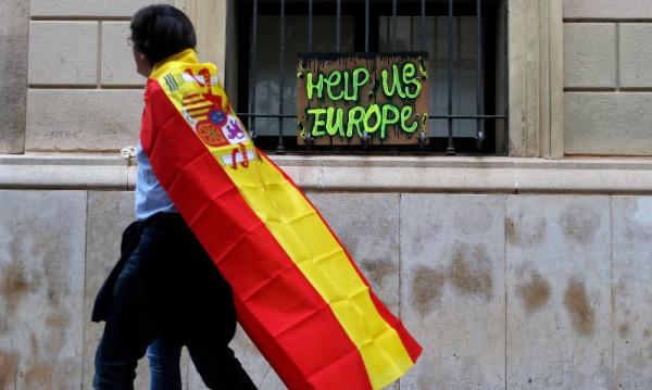 Рахой: Лидерът, който не иска да поеме инициативата за каталунската криза
