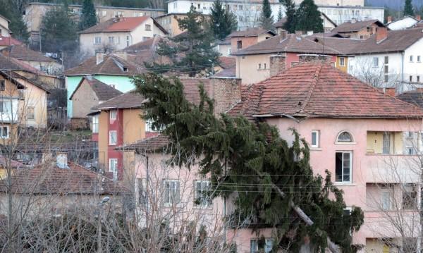 Над  122 км/ч е скоростта на вятъра в Сливен