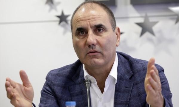 Цветанов: ГЕРБ няма да е политцентрала за жълти новини!