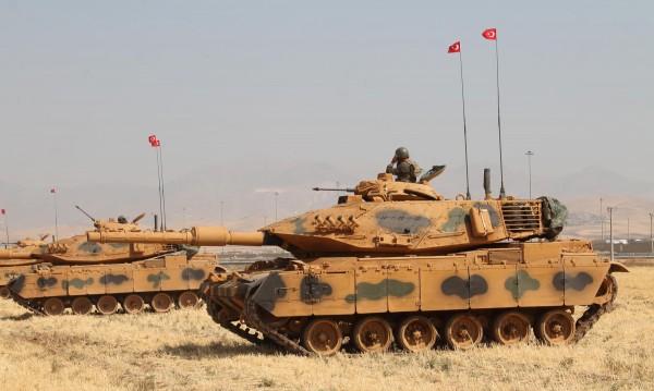 Турски войници влязоха в Сирия, ще следят за примирието