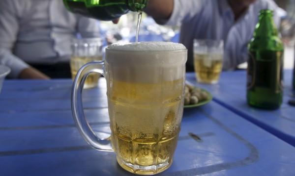 Просто пиете бира на улицата? Никой няма да ви глоби!