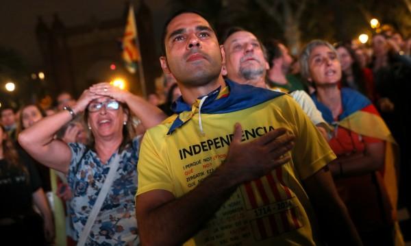 Каталунската криза отвори стари испански рани