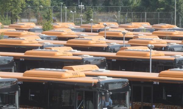 Фандъкова обеща: Без дизелови автобуси в София