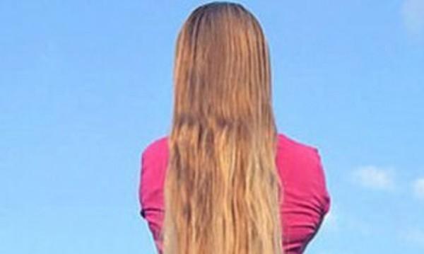 Рапунцел, но не от приказките. Жената с най-дълга коса