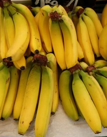 Бананите предпазват от сърдечносъдови проблеми