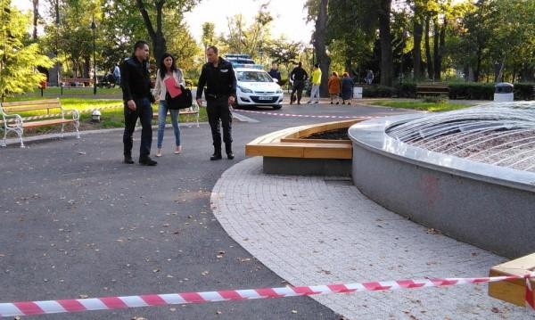 Мъж почина при инцидент в Морската градина в Бургас