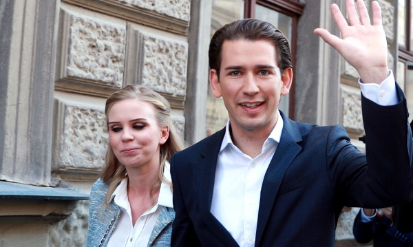 31-годишният консерватор Курц - следващият канцлер на Австрия?