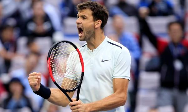 Гришо отново е №8 в света на тениса
