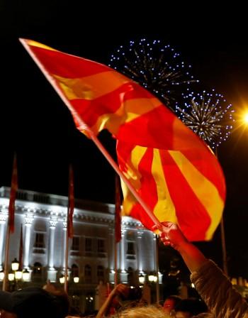 Резултатите от местния вот в Македония не бяха изненадващи