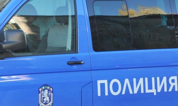 Дирят шофьор, причинил ПТП в София и избягал пеша