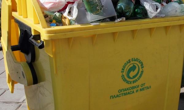 Заключват кофите за боклук във Велико Търново