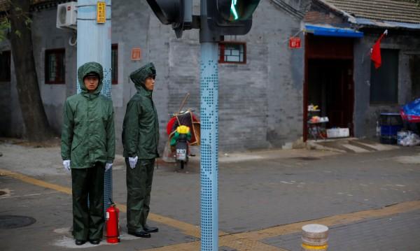 Мъж се самозапалил в Пекин в навечерието на конгреса на ККП