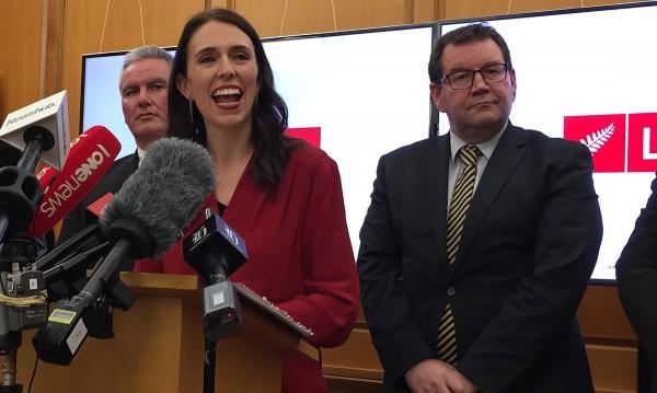 37-годишната Джасинда Ардърн става премиер на Нова Зеландия