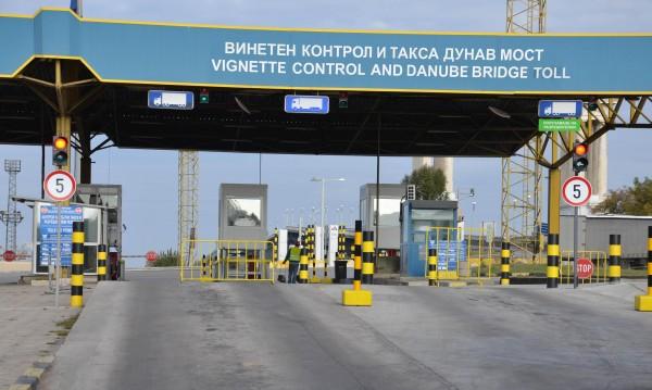 """Задържаха деветима иранци на """"Дунав мост"""""""