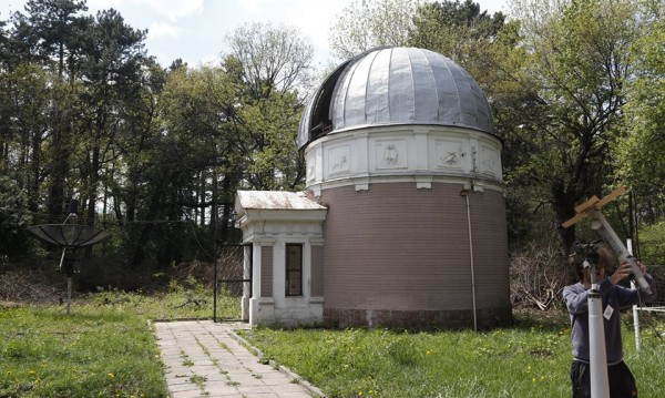 Обсерваторията в Борисовата градина отваря за посетители