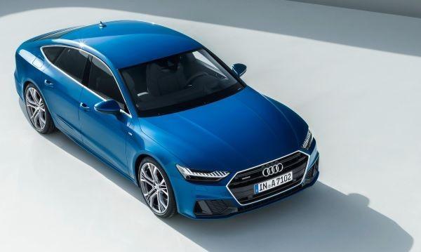 Audi представи новото A7 Sportback