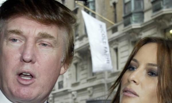 Скандалите около Тръмп не пощадиха и съпругите му