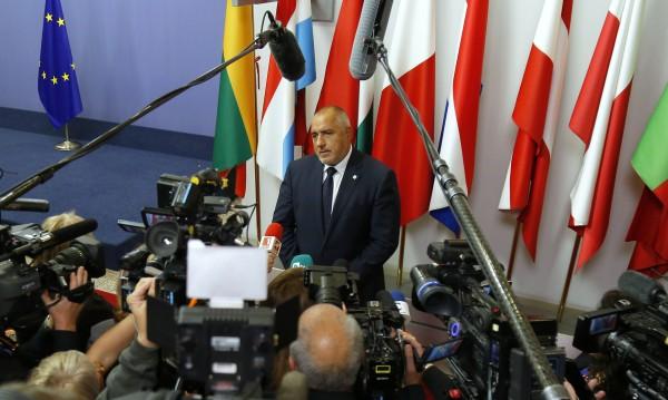Българите на Острова да не страдат от Brexit-a, иска Борисов