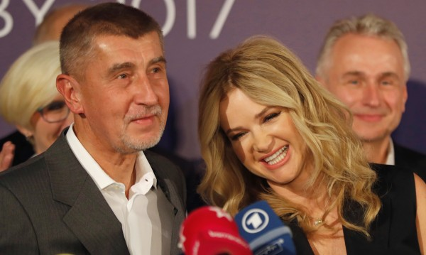 """""""Чешкият Тръмп"""" - с огромна победа на парламентарния вот"""