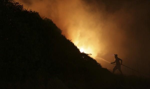 Заради горските пожари: Хиляди португалци на протест
