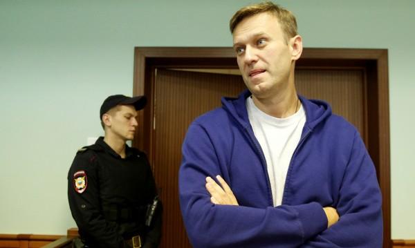 Навални на свобода, ще работи по президентската си кампания