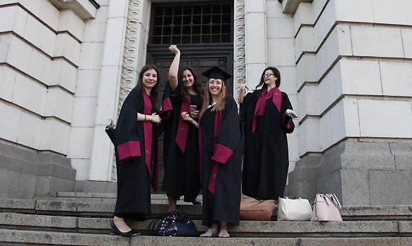 Годината започна, много университети - пустеят