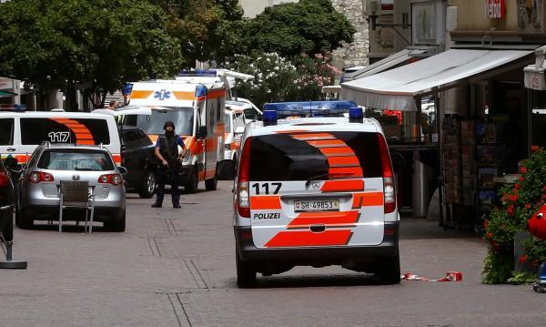 Нападателят в Швейцария – с психически проблеми