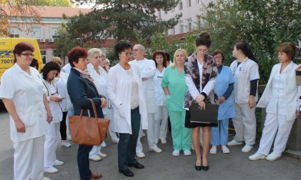 На ръба: Криза и в болницата в Димитровград