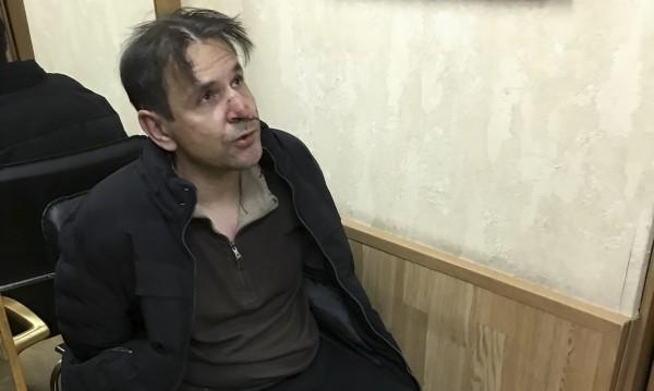 Нападателят на руската журналистка - на психоекспертиза