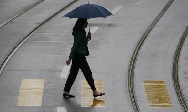 Най-много валя в Казанлък и Сандански, дъждът продължава
