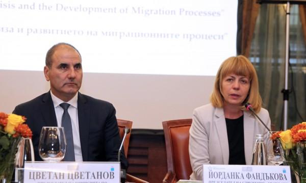 Фандъкова: Вече не говорим за бежанска криза, а за интеграция