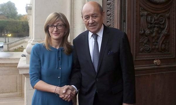 От Париж: На ваша страна сме, председателството ви е много важно