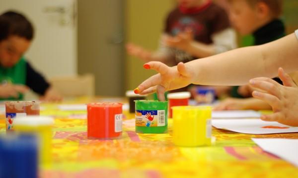 Удар в детска градина: Хлапета откраднаха прахосмукачка